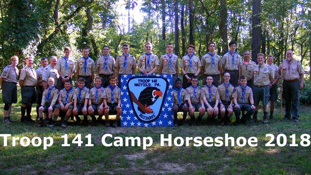 Troop 141 Hatfield