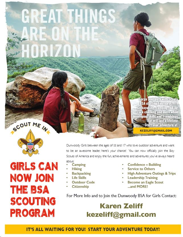 Troop 1919 of Dunwoody, GA