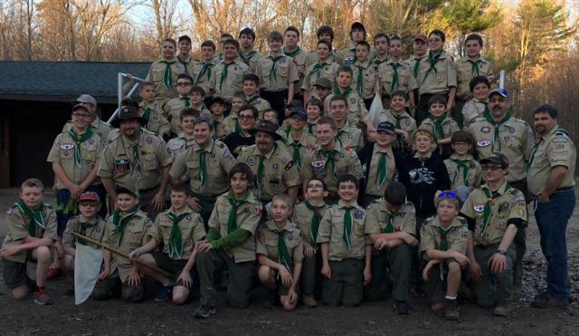 Troop 349 of Macomb, MI